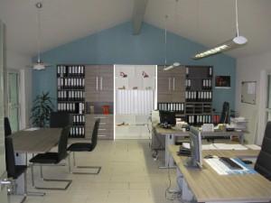 Neues Büro 2011